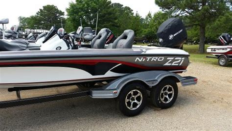 nitro z21 bass boats new in longview tx us boattest - Used Nitro Bass Boats In Texas