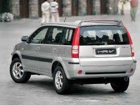 Honda Hrv Specs Honda Hr V Generations Technical Specifications And Fuel
