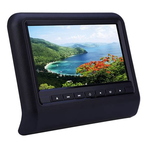 layar kursi mobil dvd player function black jakartanotebook
