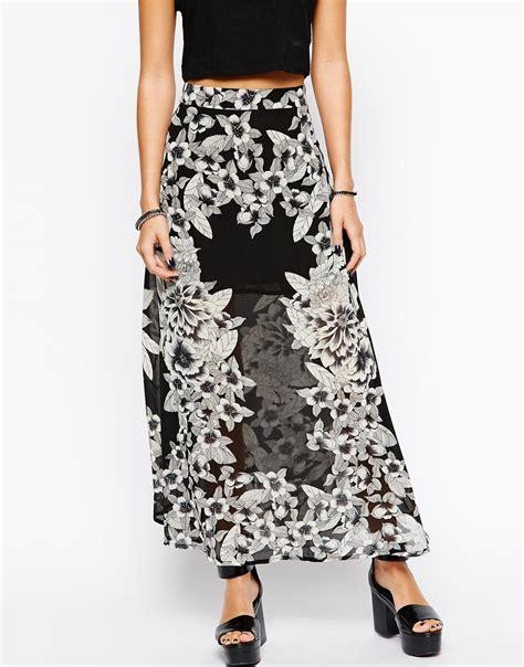 faldas largas de moda 2015 tendencias de moda primavera verano 2015 faldas