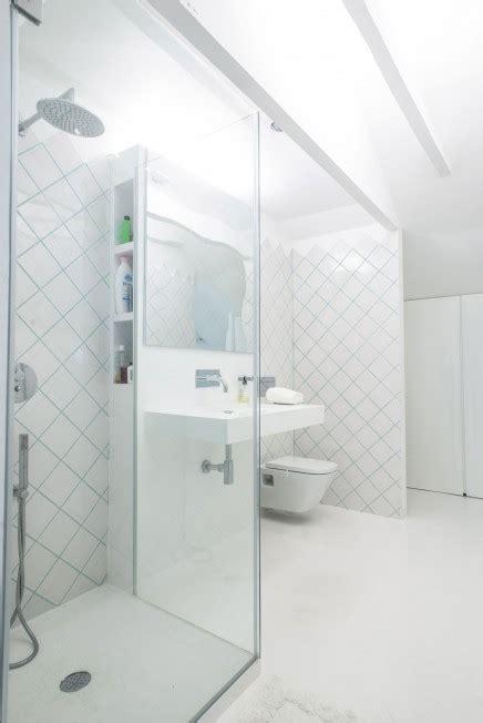 Kronleuchter Dachschräge by Design Dachgeschoss Badezimmer