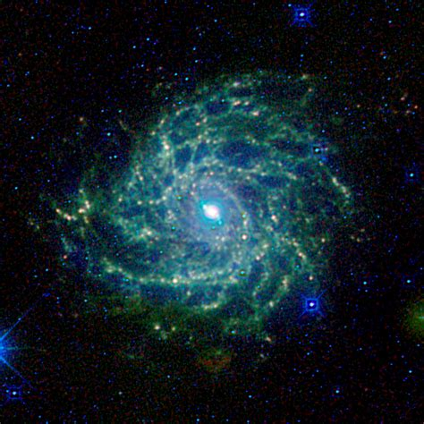 pattern universe com a taste of wise galaxies bad astronomy bad astronomy