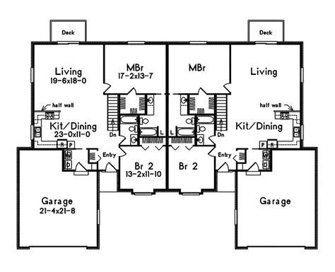 basic duplex floor plans simple duplex floor plans joy studio design gallery