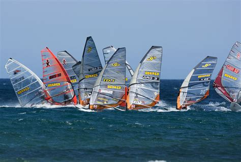 Jam Mar C pwa world windsurfing tour costa brava spain