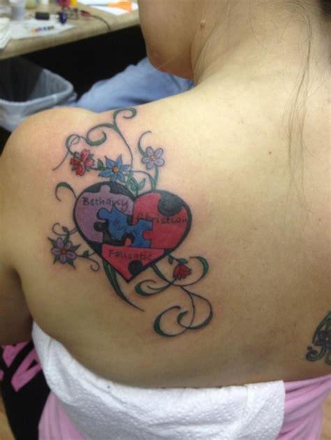 25 Smart Puzzle Tattoo Designs Puzzle Tattoos Designs
