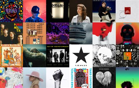 new year song album nme s albums of the year 2016 nme
