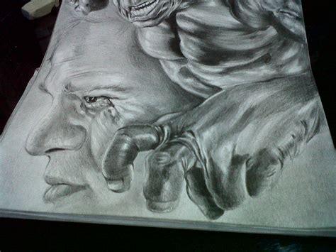 dibujo realista paso a paso arte taringa dibujo de hulk realista paso a paso arte taringa