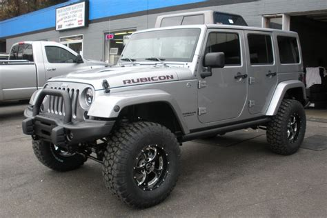 Jeep Rubicon Accessories 2015 Stock Jeep Wrangler Rubicon Unlimited Billet