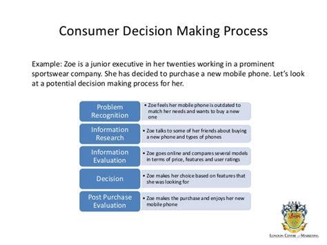 Decision Process Paper - essay explaining process decision