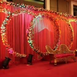 indische dekoration 25 best ideas about indian wedding stage on