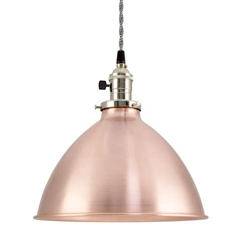 Getty Dome Shade Pendant Light Barn Light Electric Barn Light Pendant