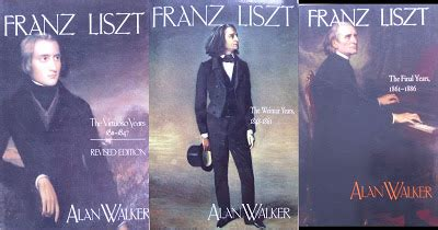 alan walker liszt biography the partial view february 2017