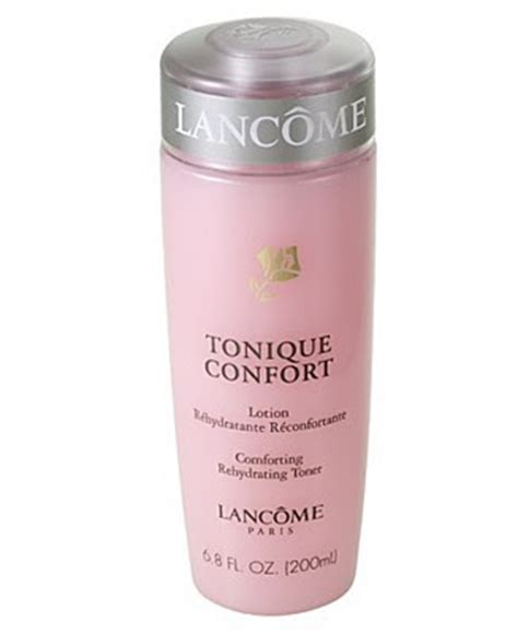 lancome tonique comfort lancome tonique confort the non blonde