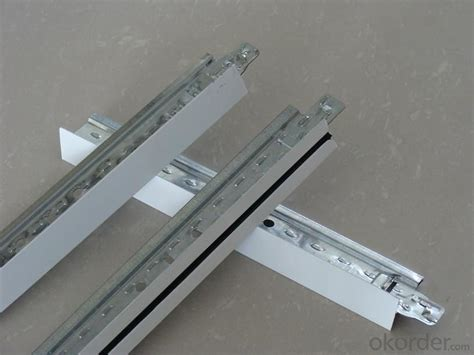 Suspended Ceiling T Bar by Buy Suspended Ceiling T Bar Competitive Price