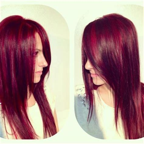 black hair to raspberry hair 1000 ideas about raspberry hair color on pinterest raspberry hair burgundy red hair and