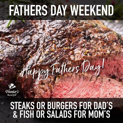 fathers day weekend 2018 fathers day weekend hunter s bar and grill
