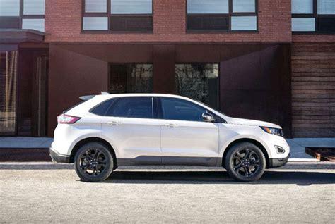 2020 Ford Edge by 2020 Ford Edge Titanium For Sale Vignale Vs 2017