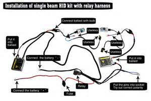 Hid Relay Harness Diagram Self Install Hid Kit Maxima Forums