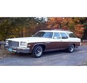 Big And Beautiful 1976 Buick Estate