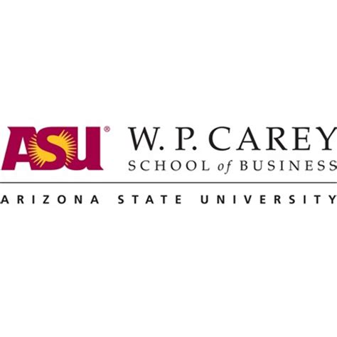 Arizona State Mba Application by W P Carey School Of Business
