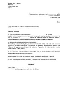 Exemple De Lettre Administrative Simple Exemple Des Lettres Administratives Mod 232 Le De Courrier De R 233 Siliation Jaoloron