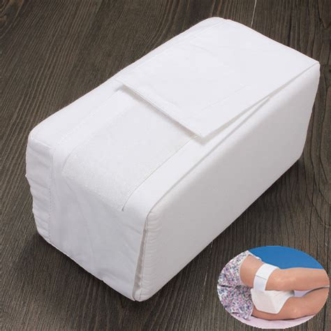 lower back pillow for bed new knee ease pillow cushion sponge bed sleeping seperate back leg pain support ebay