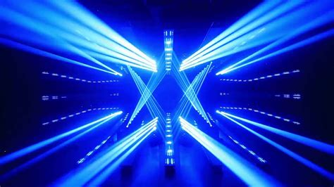 3d light show professional 3d stage lighting show by hi ltte in 2016