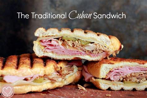 the traditional cuban sandwich recipe de su mama
