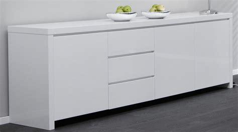sideboard weiß mit schubladen high gloss anrichte sideboard lack wei 223 hochglanz b 240 cm
