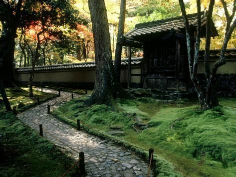 moss garden saiho ji temple kokedera kyoto japan photographic print at allposters com