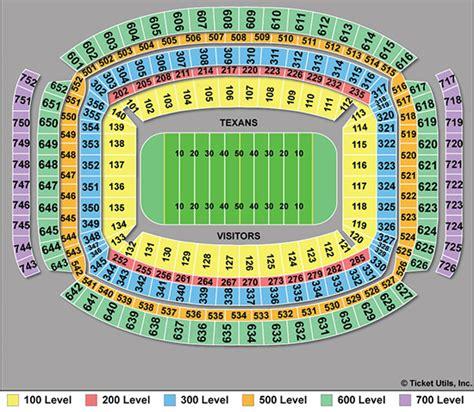 houston reliant stadium seating chart rodeo houston seating chart 2018 brokeasshome
