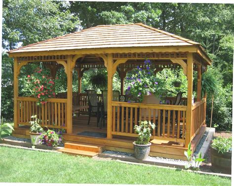 backyard gazebo kits bamboo gazebo kit gazebo ideas