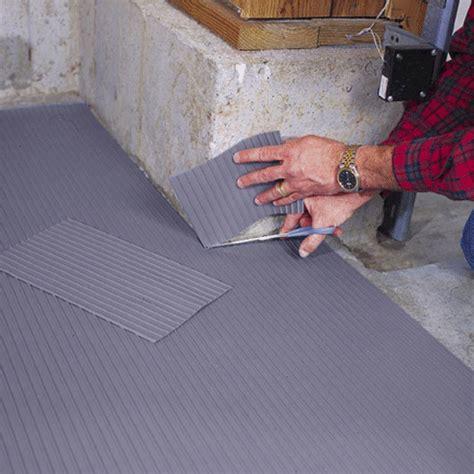 Garage Floor Molding by G Floor Adhesives Seaming Installation Tips