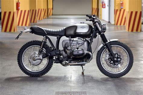Motorrad Bmw Scrambler by Bmw Scrambler By Officine Rossopuro Motorrad Fotos