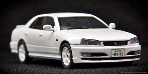 Ebbro Nissan Skyline Gt R R34 Daishin N1 akon 1 43 garage quot r34 v spec ii n1 er34 nismo 2 5 gt