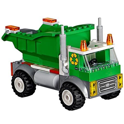 Garbage Truck Lego Juniors 10680 lego juniors 10680 garbage truck at shop ireland