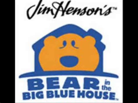 house music happy birthday bear in the big blue house happy birthday song youtube