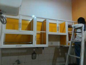 Anti Rayap Gresik kitchen set alumunium anti rayap acp kaca surabaya
