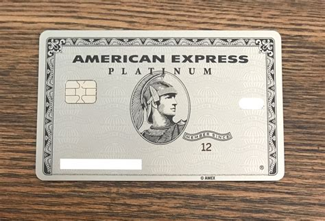 how to make american express card my metal american express platinum card is here