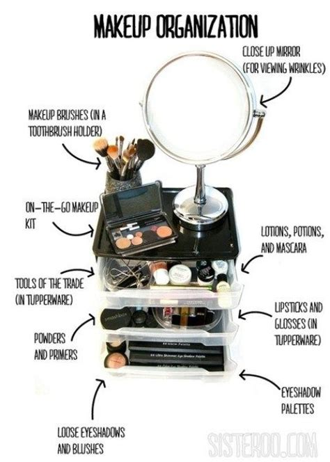 18 clever home organizing tips imageries homes alternative 49108 78 images about diy vanity area on pinterest makeup