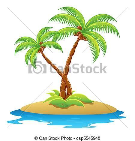 tropical beach coloring pages vector de palma 225 rbol ilustraci 243 n de palma 225 rbol en