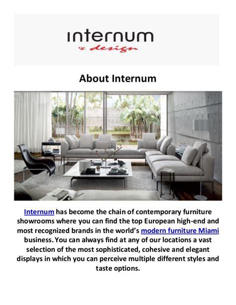 modern furniture stores in south florida internum modern furniture miami
