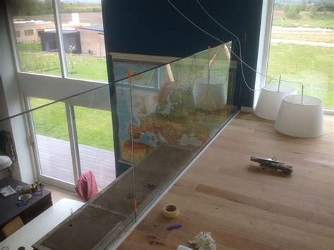Geländer Terrasse Glas by Trappe Porte Design