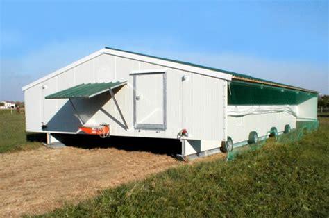 capannoni per polli capannoni mobili impianti allevamento avicolo ska