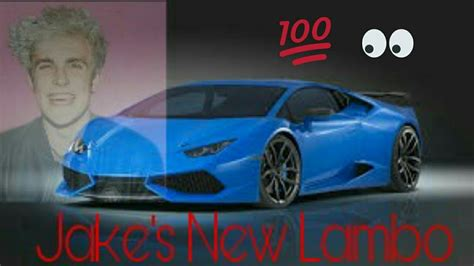 jake paul lamborghini jake paul lamborghini the fall of jake paul feat why don