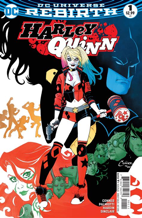 harley quinn at high dc books harley quinn 1 comic book review fortress of solitude