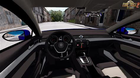 volkswagen passat 2015 interior volkswagen passat rline 2015 interior v1 0 1 28 x