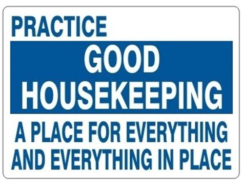 good housekeeping bathrooms practice good housekeeping a place for everything and