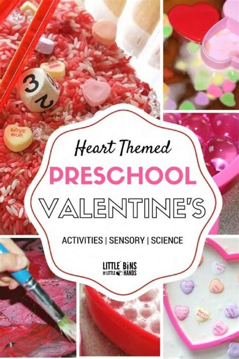 science themed valentines preschool valentines day activities and experiments