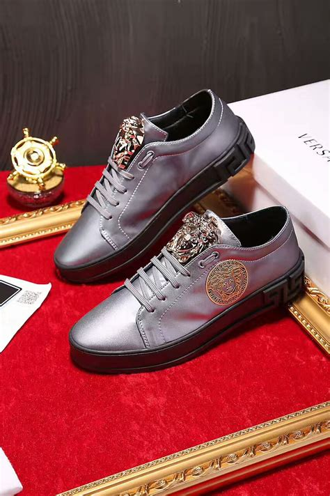 versace sneakers for cheap versace casual shoes in 288310 for 81 50 on